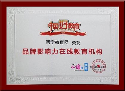 龙8娱乐网荣获中国网品牌影响力在线教育机构